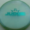 Judge - Chameleon Lucid-X - teal - 176g - 175-7g - pretty-flat - somewhat-stiff