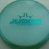 Judge - Chameleon Lucid-X - teal - 173g - 173-7g - pretty-flat - somewhat-stiff