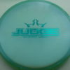 Judge - Chameleon Lucid-X - teal - 175g - 175-6g - pretty-flat - somewhat-stiff