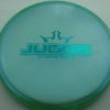 Judge - Chameleon Lucid-X - teal - 176g - 176-4g - pretty-flat - somewhat-stiff