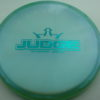 Judge - Chameleon Lucid-X - teal - 175g - 176-0g - pretty-flat - somewhat-stiff