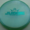 Judge - Chameleon Lucid-X - teal - 176g - 176-7g - pretty-flat - somewhat-stiff