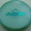 Judge - Chameleon Lucid-X - teal - 172g - 172-3g - pretty-flat - somewhat-stiff