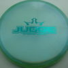 Judge - Chameleon Lucid-X - teal - 171g - 172-4g - pretty-flat - somewhat-stiff