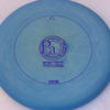 Pa3 - Spectrum 350G - Limited Run of 300 - blue-fracture - 170g - 167-0g - super-flat - pretty-stiff