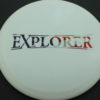 Veteran's Day DyeMax (Emac Truth, Explorer, Captain, Defender) - explorer - 171g - 172-4g - somewhat-domey - neutral