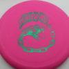 Serpent - pink - fossil - green - 173g - 172-8g - super-flat - pretty-stiff