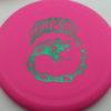 Serpent - pink - fossil - green - 173g - 173-3g - super-flat - pretty-stiff