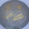 DD3 - Swirly S-Line - Eagle McMahon Cloud Breaker - gold - 175g - 177-1g - super-domey - somewhat-stiff
