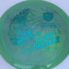 DD3 - Swirly S-Line - Eagle McMahon Cloud Breaker - teal - 175g - 176-4g - pretty-domey - somewhat-stiff