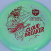 DD3 - Swirly S-Line - Eagle McMahon Cloud Breaker - red - 175g - 176-1g - pretty-domey - neutral