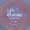 Rampage - Swirly Icon - silver - 175g - 174-9g - somewhat-domey - neutral