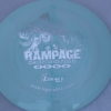Rampage - Swirly Icon - silver - 175g - 172-7g - somewhat-domey - somewhat-gummy