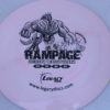 Rampage - Swirly Icon - black - 175g - 175-0g - somewhat-domey - somewhat-stiff