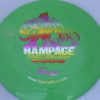 Rampage - Swirly Icon - rainbow-bluegreenyellow - 174g - 174-1g - neutral - neutral