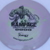 Rampage - Swirly Icon - black - 172g - 172-5g - somewhat-domey - somewhat-stiff