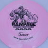 Rampage - Swirly Icon - black - 175g - 175-6g - somewhat-domey - somewhat-stiff