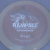 Rampage - Swirly Icon - silver - 166g - 166-6g - somewhat-domey - neutral