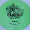 Rampage - Swirly Icon - black - 175g - 175-7g - somewhat-domey - neutral