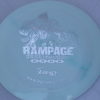 Rampage - Swirly Icon - silver - 174g - 174-4g - somewhat-domey - somewhat-gummy