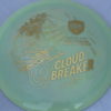 DD3 - Swirly S-Line - Eagle McMahon Cloud Breaker - gold - 175g - 177-5g - super-domey - somewhat-stiff