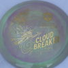 DD3 - Swirly S-Line - Eagle McMahon Cloud Breaker - gold - 175-176g - 177-3g - super-domey - somewhat-stiff