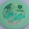 DD3 - Swirly S-Line - Eagle McMahon Cloud Breaker - green - 172g - 174-0g - pretty-domey - somewhat-stiff