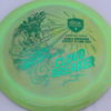 DD3 - Swirly S-Line - Eagle McMahon Cloud Breaker - green - 172g - 173-4g - pretty-domey - somewhat-stiff