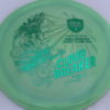 DD3 - Swirly S-Line - Eagle McMahon Cloud Breaker - green - 172g - 173-1g - pretty-domey - somewhat-stiff