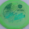 DD3 - Swirly S-Line - Eagle McMahon Cloud Breaker - green - 172g - 173-5g - pretty-domey - somewhat-stiff