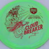 DD3 - Swirly S-Line - Eagle McMahon Cloud Breaker - red - 175g - 176-7g - pretty-domey - somewhat-stiff
