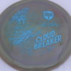 DD3 - Swirly S-Line - Eagle McMahon Cloud Breaker - light-blue - 175g - 176-7g - pretty-domey - somewhat-stiff