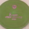 MD5 - Not so Swirly S Line ;) - pink - 175g - 175-2g - pretty-flat - somewhat-stiff