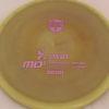 MD5 - Not so Swirly S Line ;) - pink - 175g - 175-6g - somewhat-flat - somewhat-stiff
