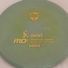 MD5 - Not so Swirly S Line ;) - gold - 175g - 174-3g - neutral - somewhat-stiff