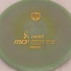 MD5 - Not so Swirly S Line ;) - gold - 175g - 174-4g - neutral - somewhat-stiff