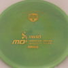 MD5 - Not so Swirly S Line ;) - gold - 175g - 175-5g - somewhat-flat - somewhat-stiff