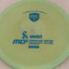 MD5 - Not so Swirly S Line ;) - blue - 175g - 174-3g - somewhat-flat - somewhat-stiff
