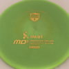 MD5 - Not so Swirly S Line ;) - gold - 175g - 175-2g - somewhat-flat - somewhat-stiff