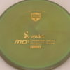 MD5 - Not so Swirly S Line ;) - gold - 175g - 175-1g - somewhat-flat - somewhat-stiff
