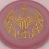 P2 - Not so Swirly P-Line - Imperial Eagle 3 - gold - 175g - 174-2g - super-flat - pretty-stiff