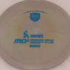 MD5 - Not so Swirly S Line ;) - blue - 175g - 174-9g - somewhat-flat - somewhat-stiff