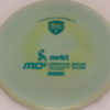 MD5 - Not so Swirly S Line ;) - teal - 175g - 174-8g - neutral - somewhat-stiff