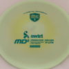 MD5 - Not so Swirly S Line ;) - teal - 175g - 174-7g - neutral - somewhat-stiff