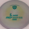MD5 - Not so Swirly S Line ;) - teal - 175g - 175-1g - neutral - somewhat-stiff