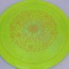 X3 - 500 Spectrum - Catrina Allen Signature Series - yellow - 174g - 175-3g - pretty-domey - somewhat-stiff