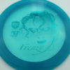 October Ghouls - Discmania PD, PD2, DD2, P2 - dd2 - blue - c-line - teal - 175g - 175-7g - somewhat-domey - pretty-stiff