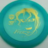 October Ghouls - Discmania PD, PD2, DD2, P2 - dd2 - blue - c-line - gold - 167g - 168-1g - neutral - somewhat-stiff