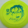 October Ghouls - Discmania PD, PD2, DD2, P2 - dd2 - yellow - c-line - teal - 170g - 172-0g - somewhat-puddle-top - pretty-stiff