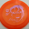 October Ghouls - Discmania PD, PD2, DD2, P2 - dd2 - orange - c-line - light-pink - 170g - 171-3g - pretty-flat - pretty-stiff